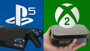 """Wait, Are The PS5 And """"Xbox Two"""" Coming In 2019?! - YouTube  Ps5"""