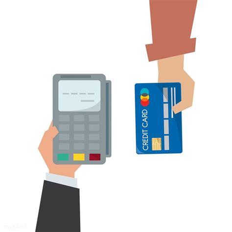 premium vector  illustration  credit card