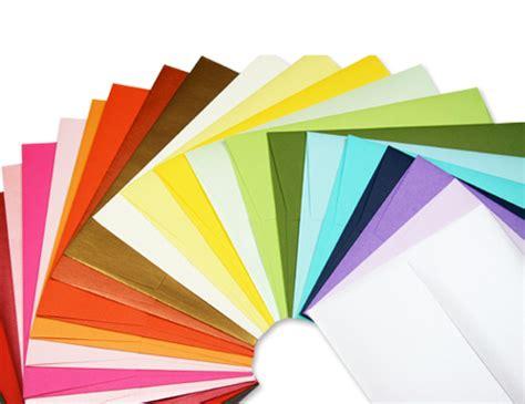 colored envelopes get black paper blue paper any paper color paper by color