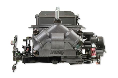holley  hb  cfm ultra double pumper carburetor