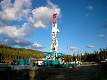 Rig Oil Drilling Environment Guks Recon Condor