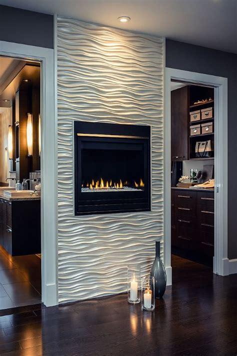 modern fireplace tile ideas design wall decor wall mounted fireplace tiled