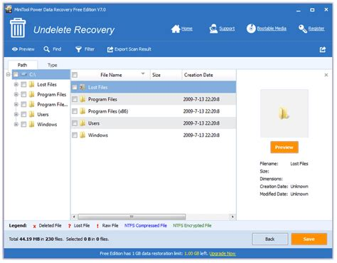 18 free data recovery software tools september 2017