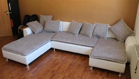 Sofa Mit Bettfunktion (smart Wohnlandschaft Boriana) In