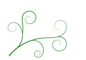 Vines and Flowers Clip Art