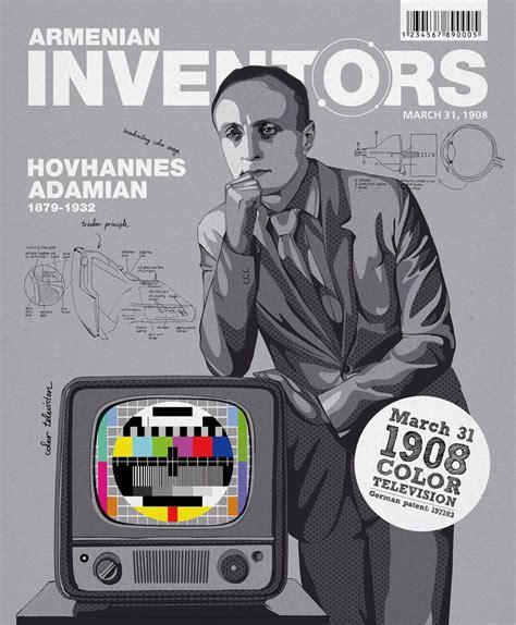 color tv inventor de 29 b 228 sta armenian inventors bilderna p 229