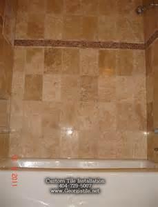 travertine tile bathroom ideas tiled bathtub ideas 2017 grasscloth wallpaper