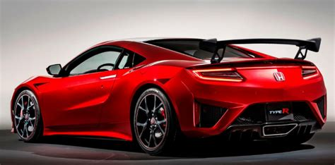 2019 Honda Nsx Type R Colors, Release Date, Redesign