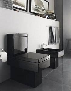 Toilette Schwarz Ablagerung : die besten 25 schwarze toilette ideen auf pinterest wc ideen toiletten im klassischen stil ~ Eleganceandgraceweddings.com Haus und Dekorationen