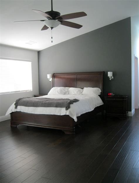 cbid home decor  design charcoal gray master suite