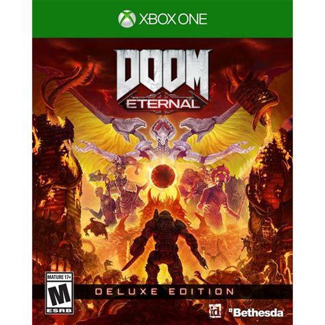 DOOM Eternal Deluxe Edition