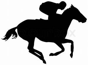 Running Horse Herd Silhouette | Clipart Panda - Free ...
