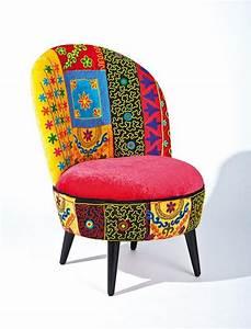 fauteuil vera cruz With fauteuil original coloré
