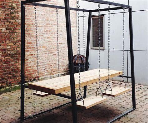 Swing Table by Swingset Table