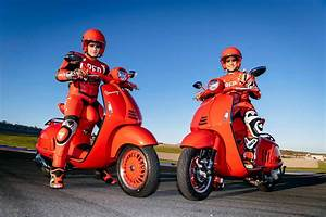 2017 Vespa 946 Red Review