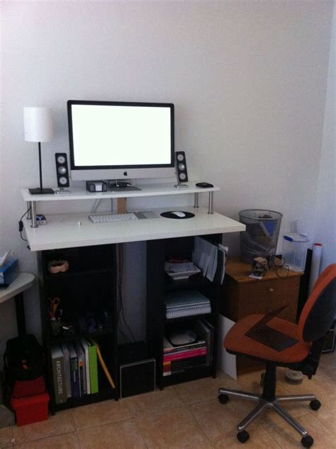 bargain diy ikea standing desk lifehacker australia