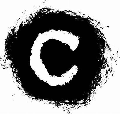 Copyright Symbol Grunge Transparent Onlygfx 1140 Px