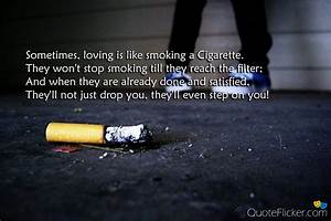 Famous Quotes About Smoking. QuotesGram