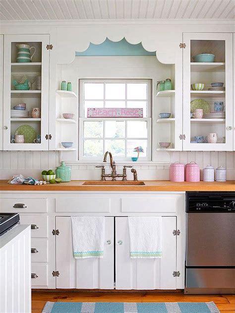 22+ Charming Kitchen Cabinets Around Window