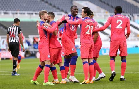 Newcastle 0-2 Chelsea: Five talking points as Blues go top ...