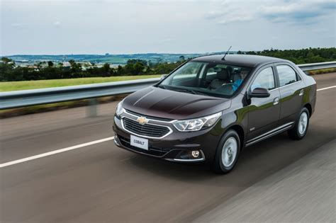 chevy cobalt launches  brazil gm authority