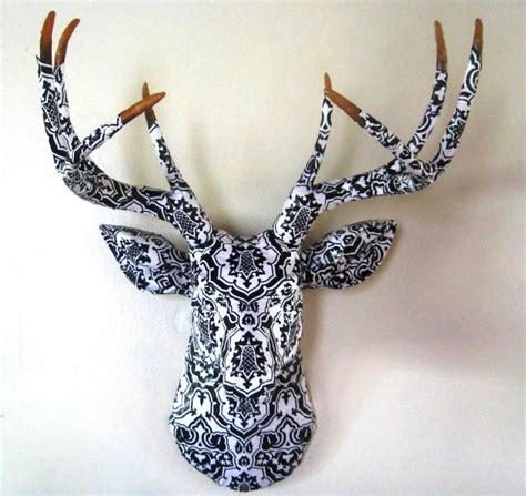 Hirschkopf Deko Pappe by Paper Resin Deer Heads Dekoration Pappmache