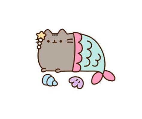 image result  mermaid pusheen animal sketches
