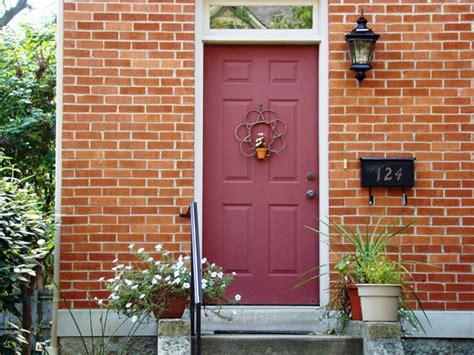 exterior paint colors for brick homes home decor