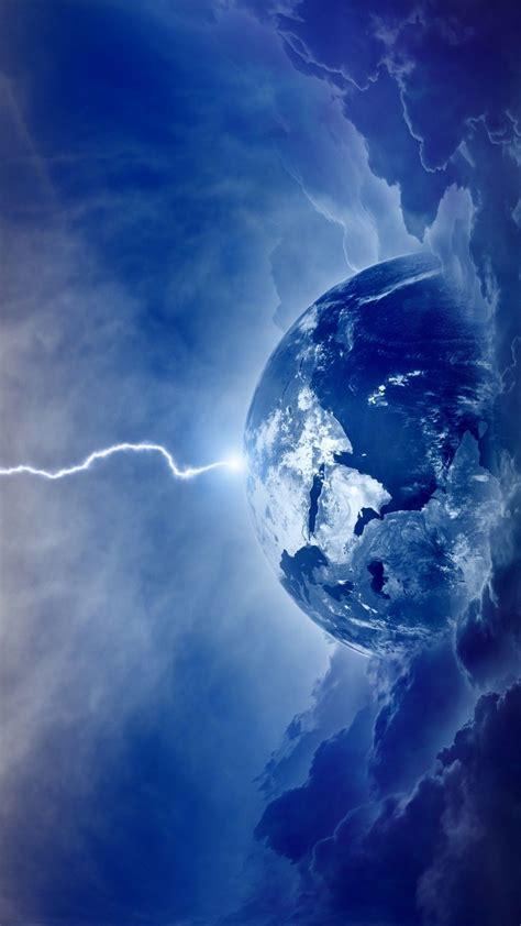 35 lightning iphone wallpapers download at wallpaperbro