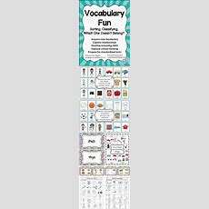 265 Best Vocabulary Building Images On Pinterest  Vocabulary Building, Articulation Therapy And