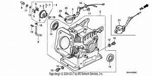 Honda Eg2200x A Generator  Jpn  Vin  Gx140