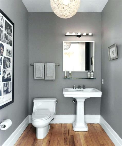 bathroom ideas for walls ideas for bathrooms with gray walls home decor delight