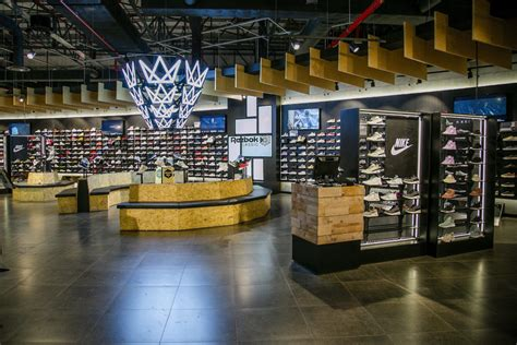 sportscene za canal walk documentation interior site website