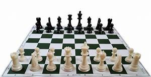 Shatranj Roll Up Tournament 18 Inch Chess Board