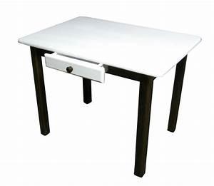 Table De Cuisine Avec Tiroir : table avec tiroir table de cuisine avec tiroir table en ~ Teatrodelosmanantiales.com Idées de Décoration