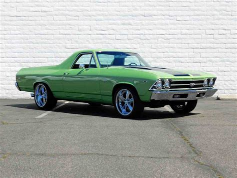 El Camino Chevrolet by 1969 Chevrolet El Camino Ss For Sale Classiccars