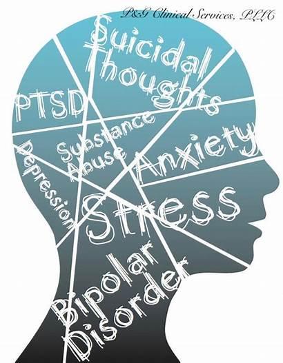 Mental Health Disorder Disease Issues Seek Help