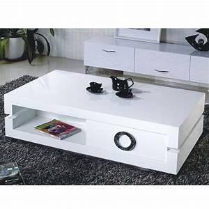 Table Avec Rangement : table basse relevable avec rangement ~ Teatrodelosmanantiales.com Idées de Décoration