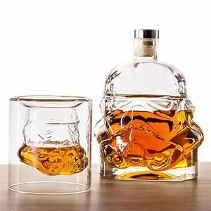Service A Whisky : stormtrooper whiskey glas und karaffe getdigital ~ Teatrodelosmanantiales.com Idées de Décoration