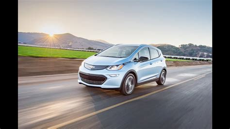 Best Ev Cars 2017 by Chevrolet Bolt Ev Green Car Reports Best Car To Buy 2017