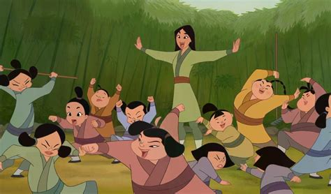 Dissecting The Disquels Mulan 2 The Anime Madhouse