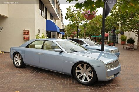 Lincoln Continental Prototype by 2002 Lincoln Continental Concept History Pictures Value