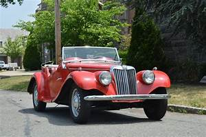 1955 Mg Tf Convertible Stock   18482 For Sale Near Astoria