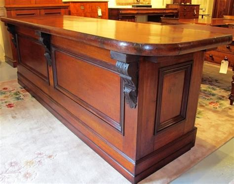 antique counter for antique australian cedar shop counter the merchant of welby 7489
