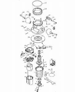 Dewalt Router Parts
