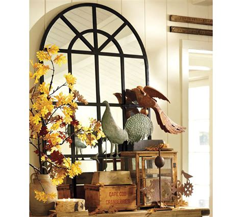 pottery barn fall decor beyond the mantel 10 other places to decorate for fall