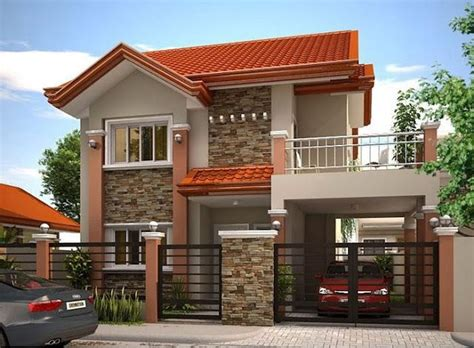 beautiful storey house philippines house design storey house plans house