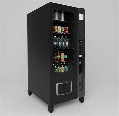 Machine Vending 3d Slots Models Electronics Cgtrader