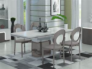 Table à Manger Pas Cher : table manger odean 6 couverts table vente unique ventes pas ~ Teatrodelosmanantiales.com Idées de Décoration