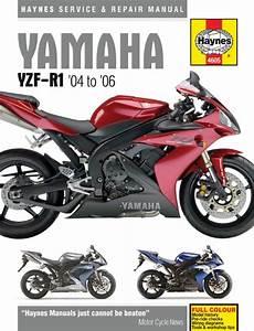 Haynes Manual 4605 Yam Yzf